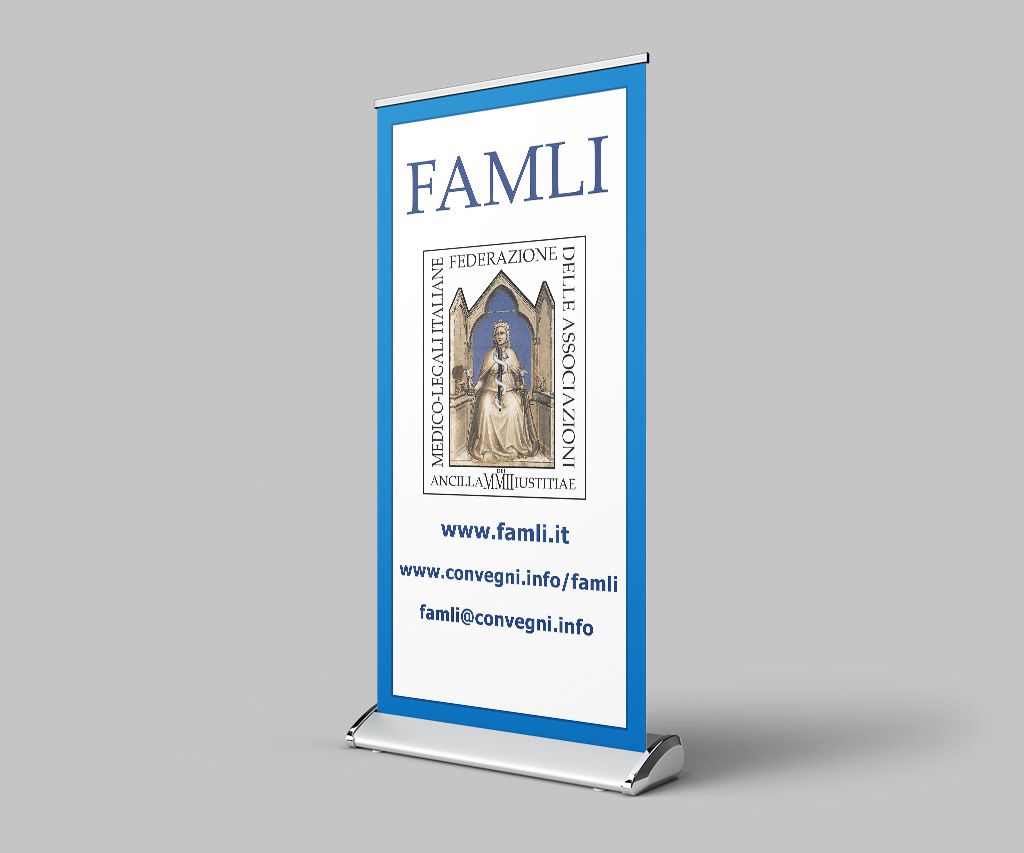 Famli Logo Remake Mockup - Marco Champier - Graphic and Web Design