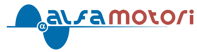AlfaMotori Logo Redesign - Marco Champier - Graphic and Web Design