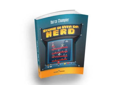 Storie di Vita da Nerd – Impaginazione