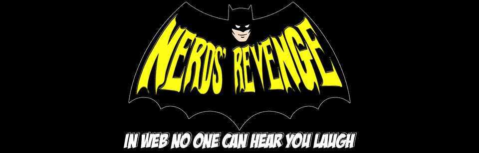 Batman - Header - Nerds' Revenge - Marco Champier - Graphic and Web Design