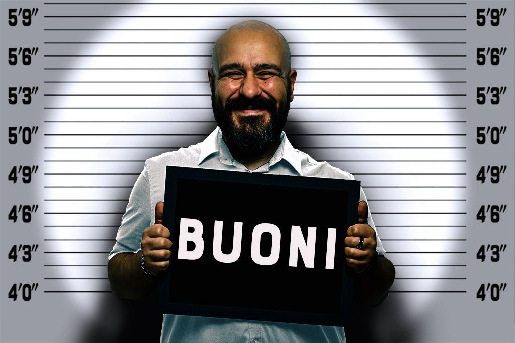 Buoni - Locandina - Marco Champier - Graphic and Web Design