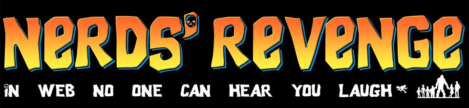 I Goonies - Header - Nerds' Revenge - Marco Champier - Graphic and Web Design