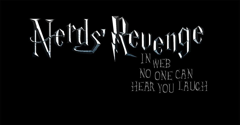 Harry Potter - Header - Nerds' Revenge - Marco Champier - Graphic and Web Design