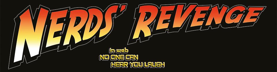 Indiana Jones - Header - Nerds' Revenge - Marco Champier - Graphic and Web Design