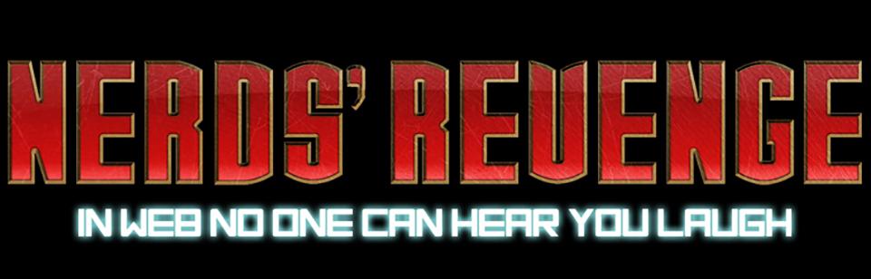 Iron Man - Header - Nerds' Revenge - Marco Champier - Graphic and Web Design