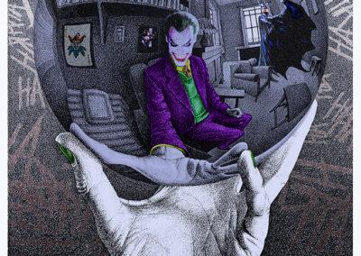 Joker's Ball – Illustrazione