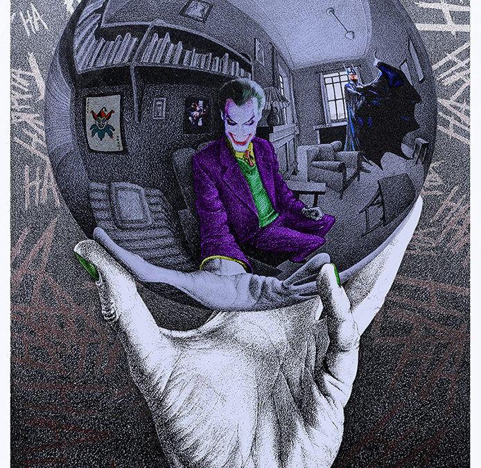 Joker's Ball – Illustrazione