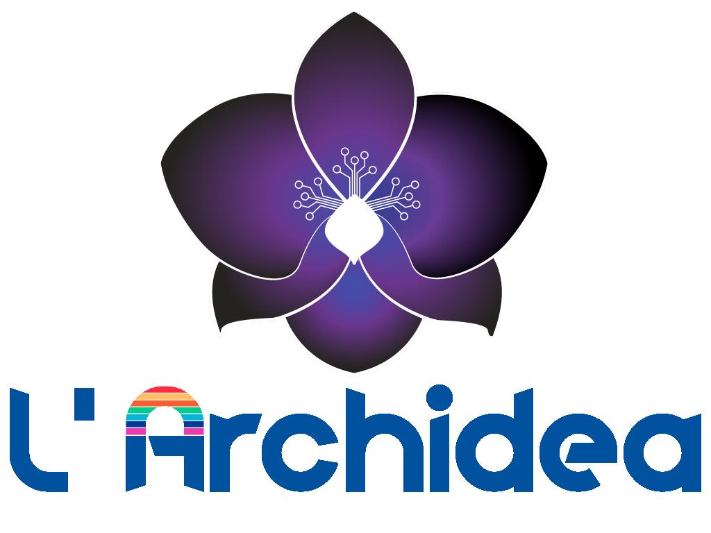 L'Archidea - Logo Design - Marco Champier - Graphic and Web Design