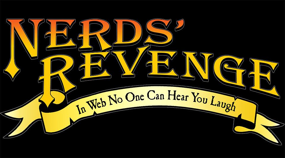 Monkey Island - Header - Nerds' Revenge - Marco Champier - Graphic and Web Design