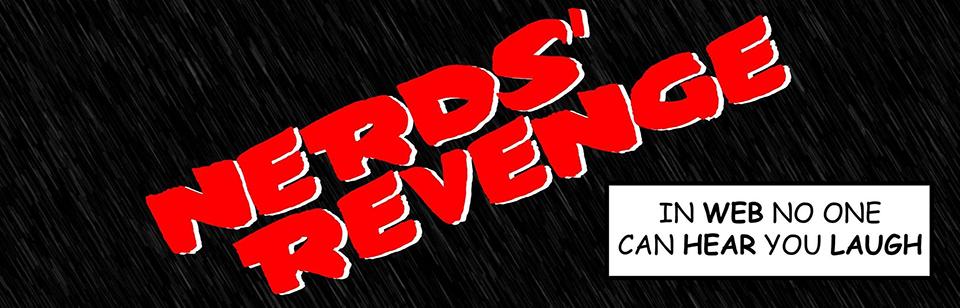 Sin City - Header - Nerds' Revenge - Marco Champier - Graphic and Web Design