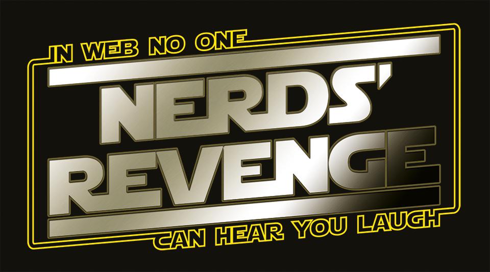 Star Wars - Header - Nerds' Revenge - Marco Champier - Graphic and Web Design
