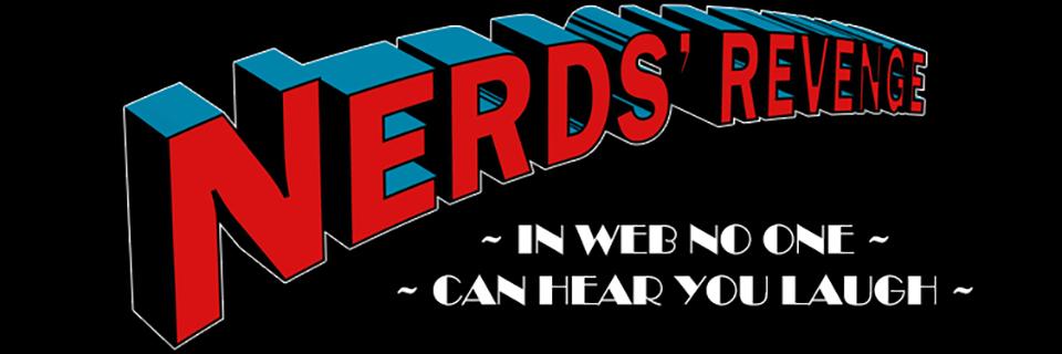 Superman - Header - Nerds' Revenge - Marco Champier - Graphic and Web Design