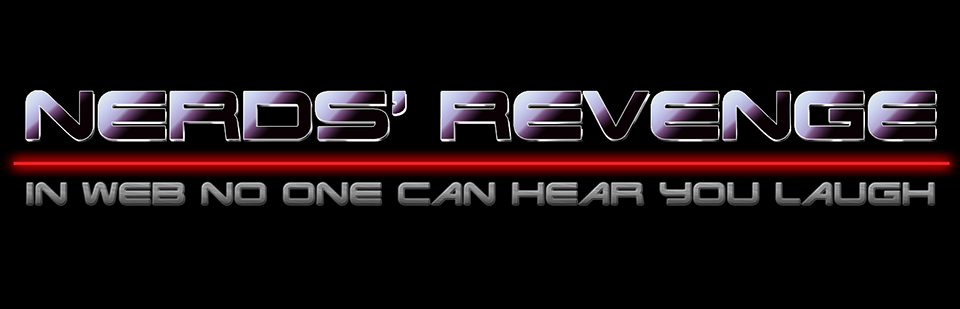 Terminator - Header - Nerds' Revenge - Marco Champier - Graphic and Web Design