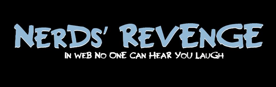 Gremlins - Header - Nerds' Revenge - Marco Champier - Graphic and Web Design