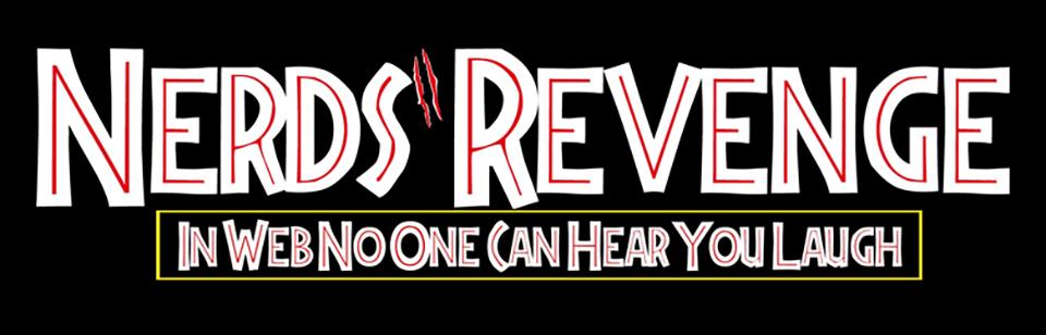 Jurassic Park - Header - Nerds' Revenge - Marco Champier - Graphic and Web Design
