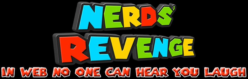 Super Mario - Header - Nerds' Revenge - Marco Champier - Graphic and Web Design