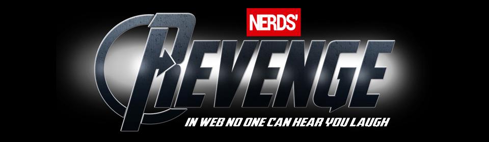Avengers - Header - Nerds' Revenge - Marco Champier - Graphic and Web Design
