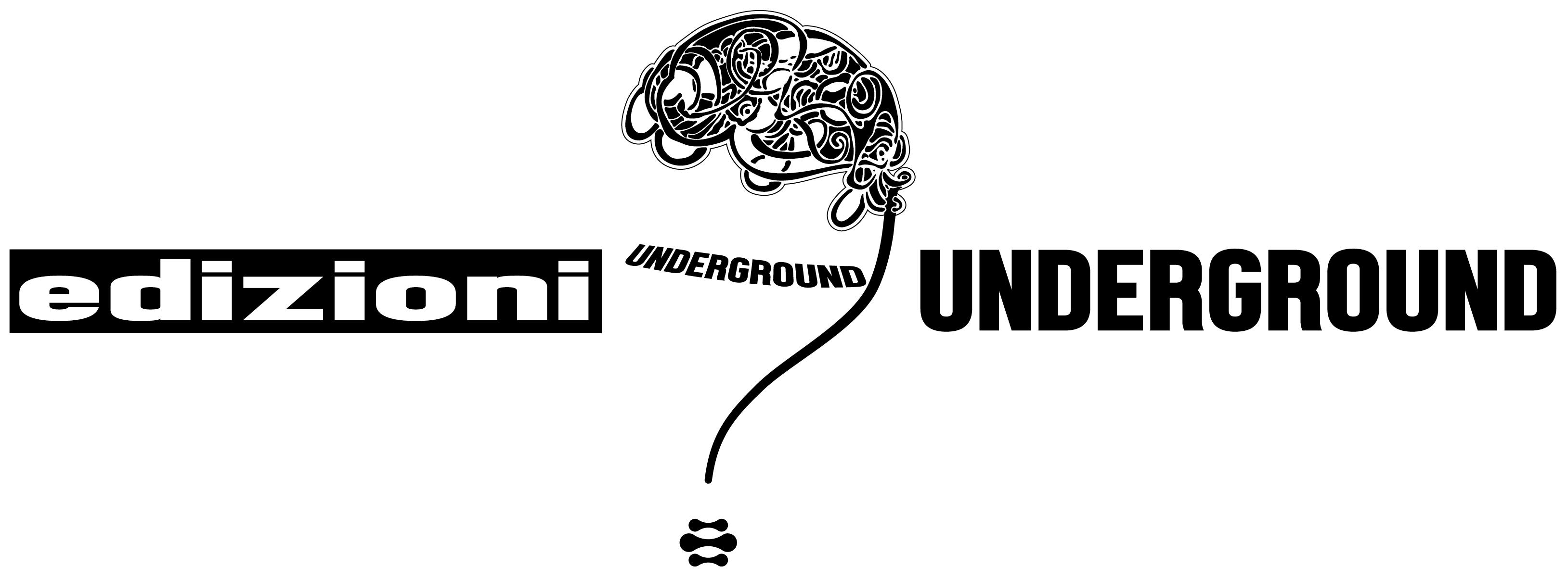 Edizioni Underground? - Logo Redesign - Marco Champier - Graphic and Web Design