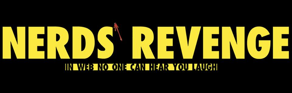 Watchmen - Header - Nerds' Revenge - Marco Champier - Graphic and Web Design