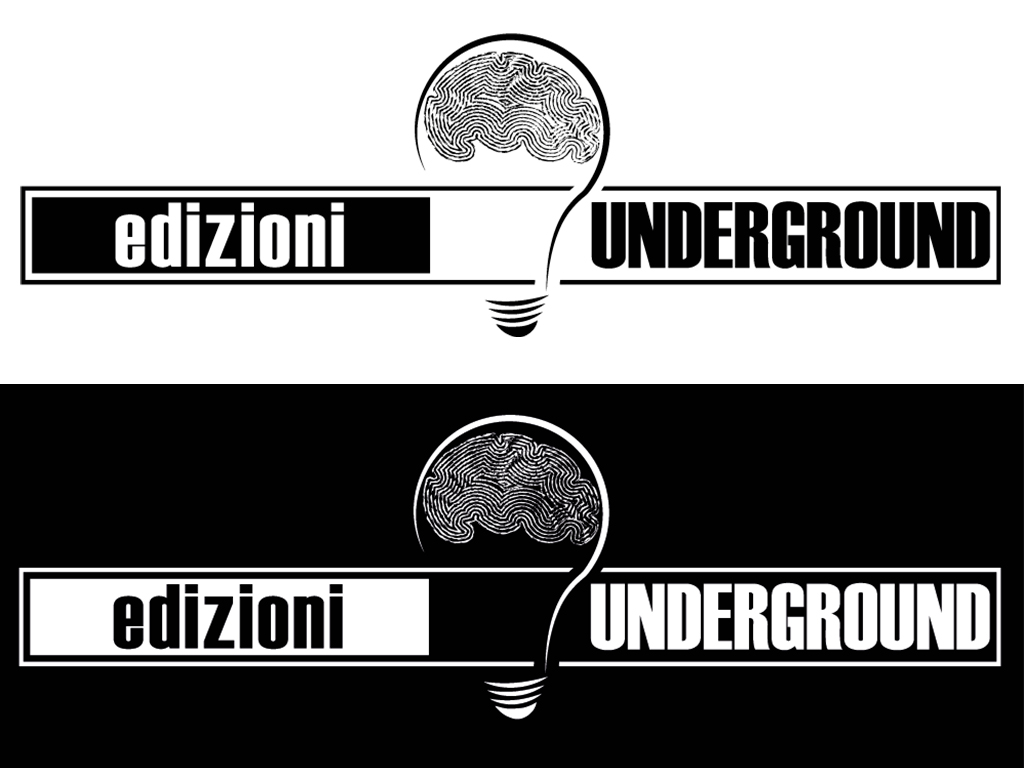 Edizioni Underground? – Logo Redesign – Marco Champier – Graphic and Web Design